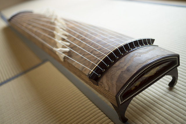Princess Koto KAGUYA – Japanese Koto Instrument library